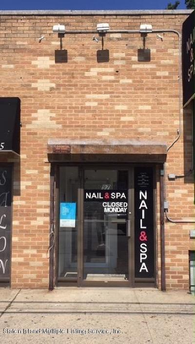 Commercial Lease For Lease: 97 Guyon Avenue