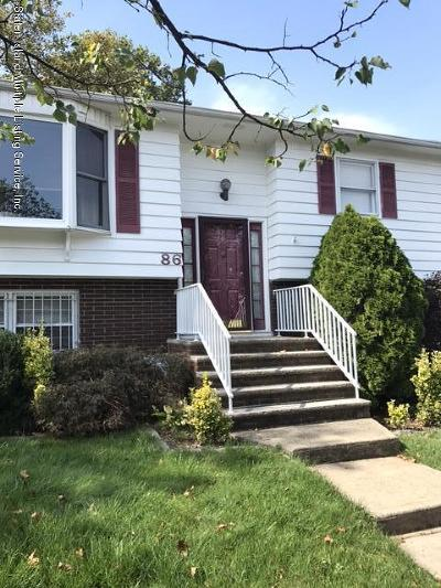 Single Family Home For Sale: 86 Sunset Ave