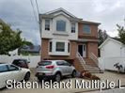 Staten Island Two Family Home For Sale: 92 Clearmont Avenue