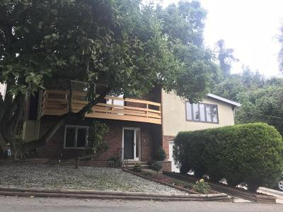 Single Family Home For Sale: 61 Cedarcliff Road