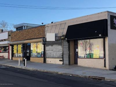 Commercial Lease For Lease: 16 Barrett Avenue
