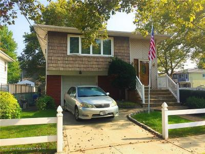 Staten Island Single Family Home For Sale: 234 Greencroft Avenue