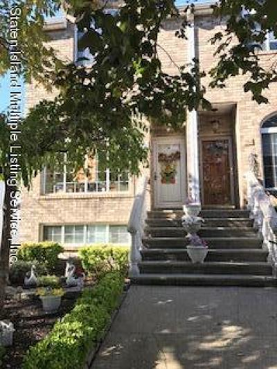 Staten Island Two Family Home For Sale: 584 Main Street