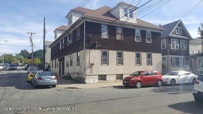 Multi Family Home Acceptance: 242 Hooker Place #244