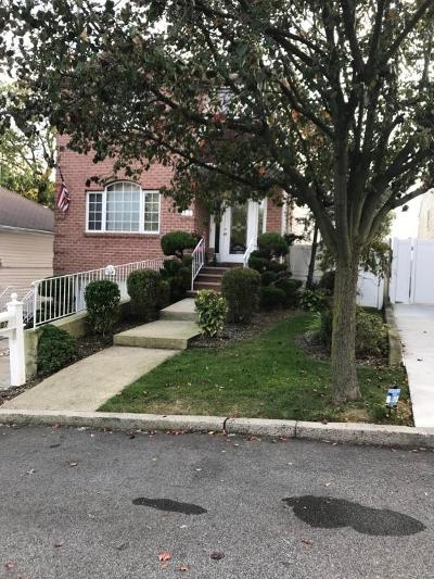Staten Island NY Single Family Home For Sale: $764,000
