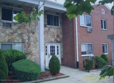 Staten Island NY Condo/Townhouse For Sale: $270,000