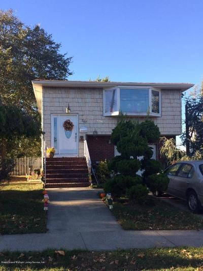 Staten Island NY Single Family Home For Sale: $699,000