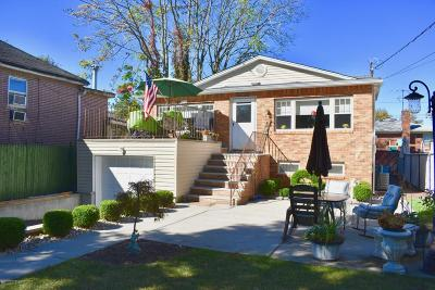 Staten Island NY Single Family Home For Sale: $499,998