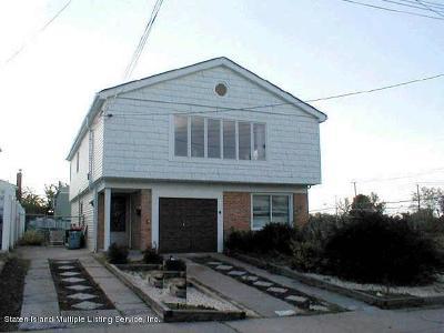 Staten Island Two Family Home For Sale: 480 Doane Avenue