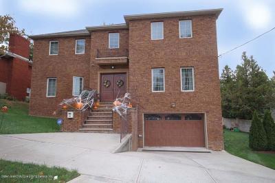 Single Family Home For Sale: 769 Oakland Avenue