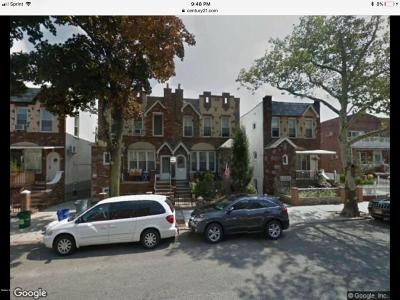 Brooklyn Multi Family Home For Sale: 1707 Dahill Road