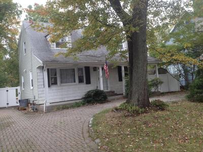 Single Family Home For Sale: 3625 Richmond Road