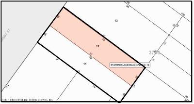 Staten Island Residential Lots & Land For Sale: 118 Grimsby Street