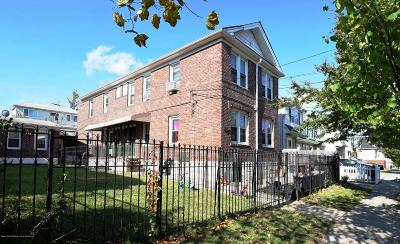 Staten Island Multi Family Home For Sale: 124 Grandview Avenue
