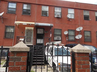 Brooklyn Two Family Home For Sale: 375 Hart Street