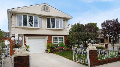 Two Family Home For Sale: 923 Sheldon Avenue