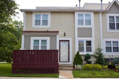 Condo/Townhouse For Sale: 8 Grissom Avenue #A