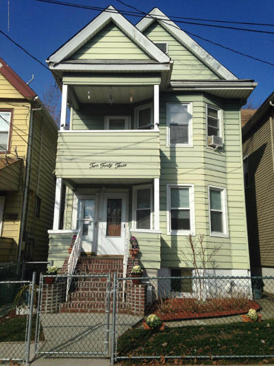 Staten Island Two Family Home Acceptance: 243 Charles Avenue