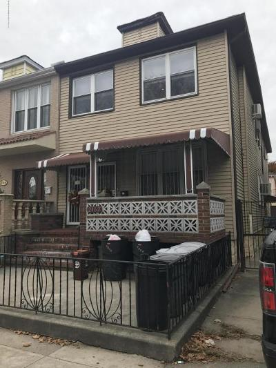 Brooklyn Two Family Home For Sale: 2162 Bay Ridge Parkway