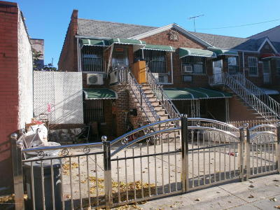Brooklyn Two Family Home Acceptance: 715 51st Street