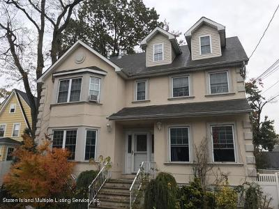 Staten Island Two Family Home For Sale: 193 Giffords Lane
