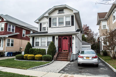Staten Island Two Family Home For Sale: 443 College Avenue