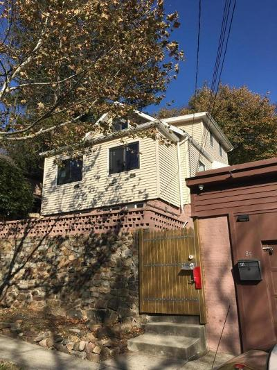 Single Family Home For Sale: 85 Pleasant Valley Avenue
