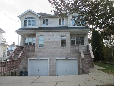 Staten Island Two Family Home For Sale: 62 Bishop Street #B