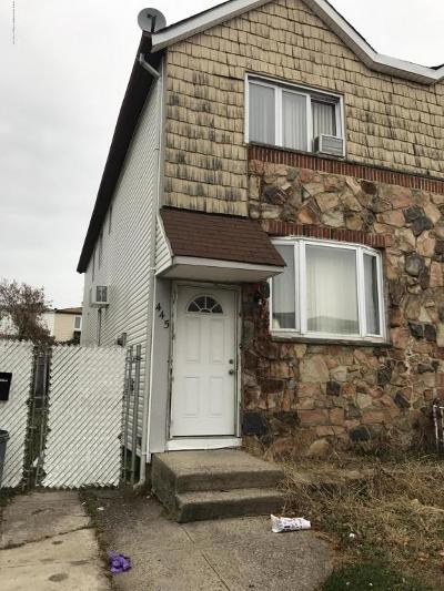 Staten Island NY Semi-Attached For Sale: $399,000
