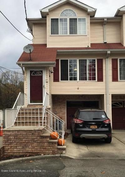Staten Island NY Two Family Home For Sale: $588,000