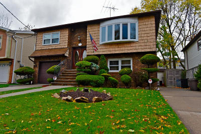 Staten Island Two Family Home For Sale: 295 Ionia Avenue