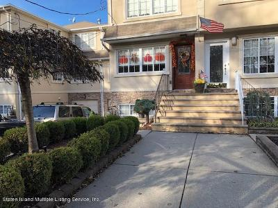 Staten Island NY Two Family Home For Sale: $709,000
