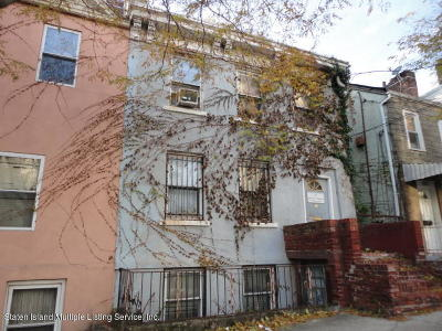 Staten Island Multi Family Home For Sale: 390 Saint Marks Place