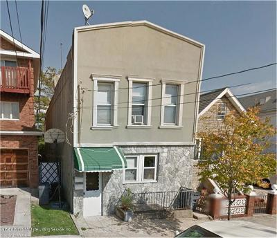 Two Family Home For Sale: 137 Arthur Avenue