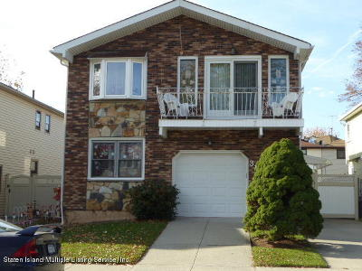 Two Family Home For Sale: 312 Doane Avenue