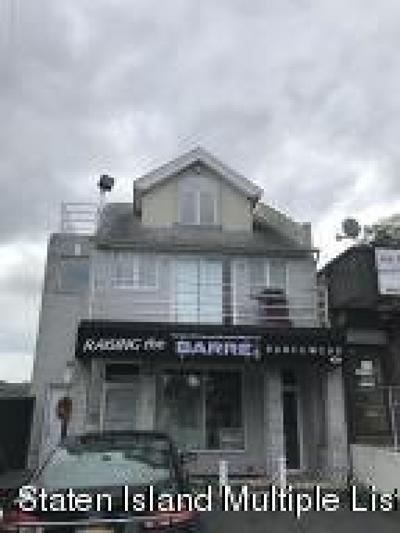 Commercial Lease For Lease: 318 Nelson Avenue #1