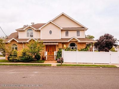 Staten Island Single Family Home For Sale: 407 Harold Avenue