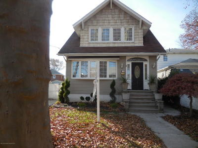 Single Family Home Acceptance: 272 Greeley Avenue