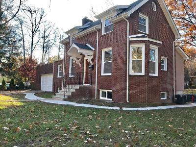 Single Family Home For Sale: 46 Midland Road