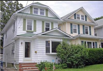 Single Family Home Acceptance: 695 Bard Avenue
