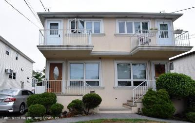 Staten Island Semi-Attached For Sale: 9 Waterside Parkway