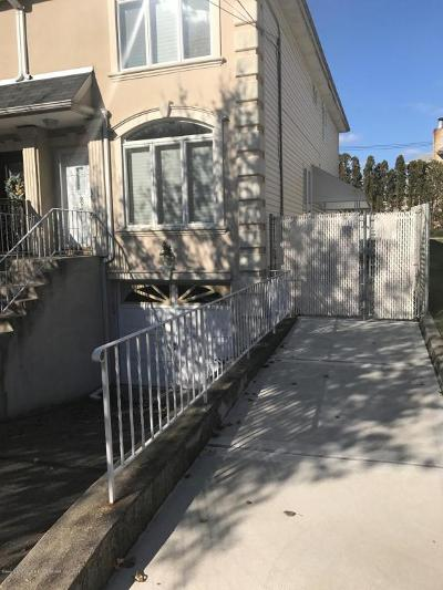 Staten Island Semi-Attached For Sale: 23 Armour Place