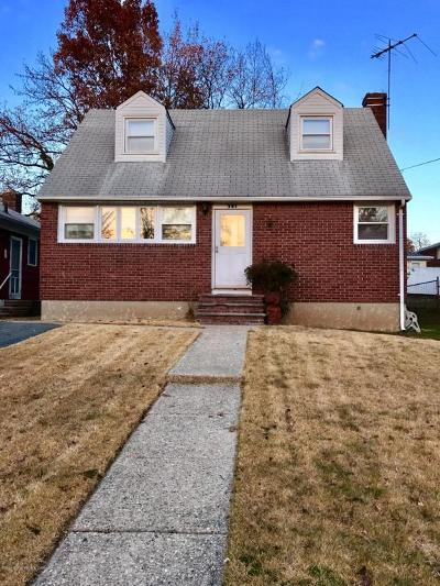 Single Family Home For Sale: 341 Armstrong Avenue