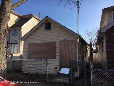 Single Family Home Acceptance: 1164 Mason Avenue