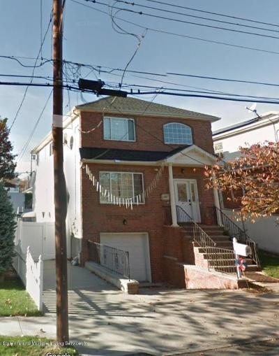 Staten Island Two Family Home For Sale: 47 Jerome Road