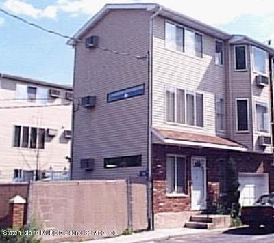 Staten Island Single Family Home For Sale: 118 Goodall Street