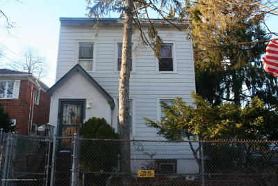 Staten Island Single Family Home For Sale: 521 Vanderbilt Avenue
