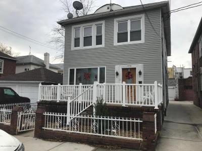 Brooklyn Two Family Home For Sale: 1372 82 Street