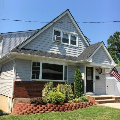Staten Island NY Two Family Home For Sale: $759,000