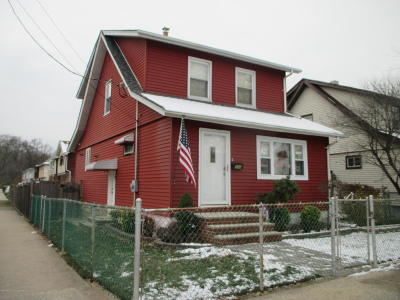 Single Family Home Acceptance: 366 Greeley Avenue